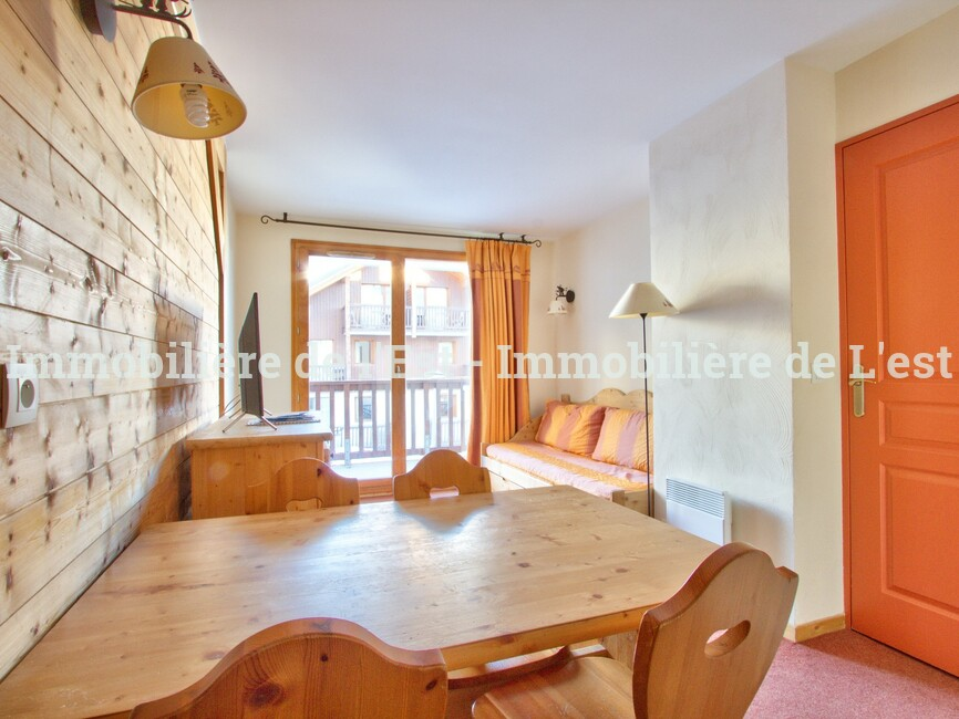 Vente Appartement 2 pièces 29m² LE CORBIER - photo