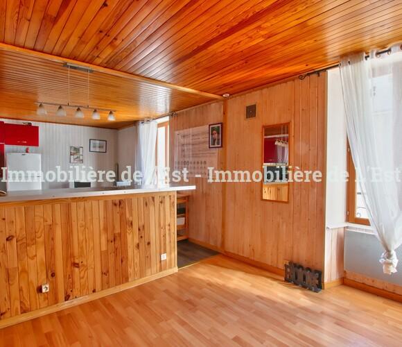 Vente Appartement 1 pièce 32m² Saint-André (73500) - photo