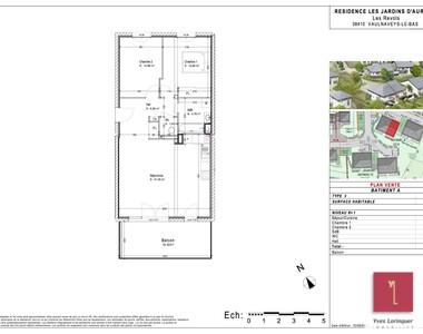 Vente Appartement 5 pièces 100m² Vaulnaveys-le-Bas (38410) - photo