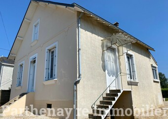 Vente Maison 5 pièces 91m² Ménigoute (79340) - Photo 1