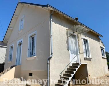 Vente Maison 5 pièces 91m² Ménigoute (79340) - photo