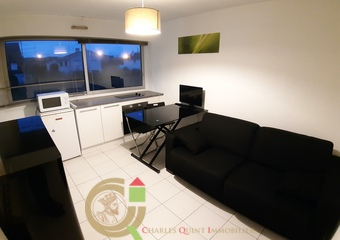 Vente Appartement 1 pièce 15m² Cucq (62780) - Photo 1