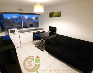 Vente Appartement 1 pièce 15m² Cucq (62780) - photo