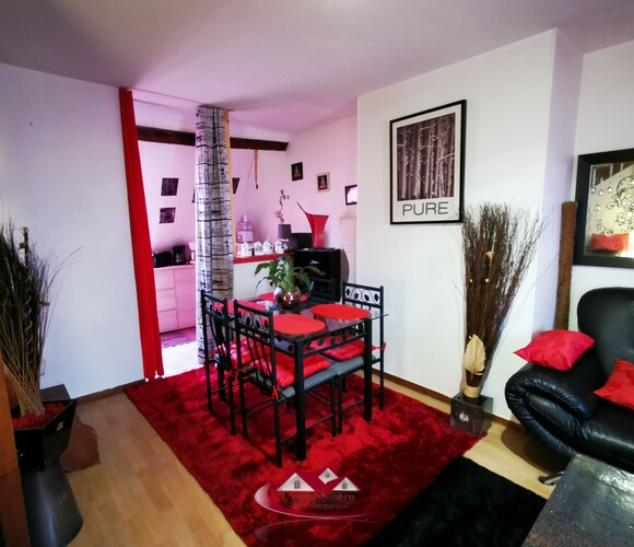 Renting Apartment 2 rooms 32m² Houdan (78550) - photo