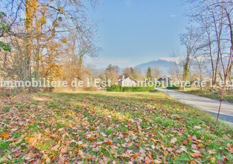 Vente Terrain 984m² Plancherine (73200) - Photo 1
