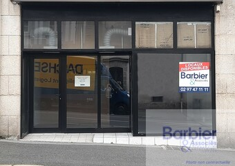 Location Local commercial 90m² Vannes (56000) - Photo 1