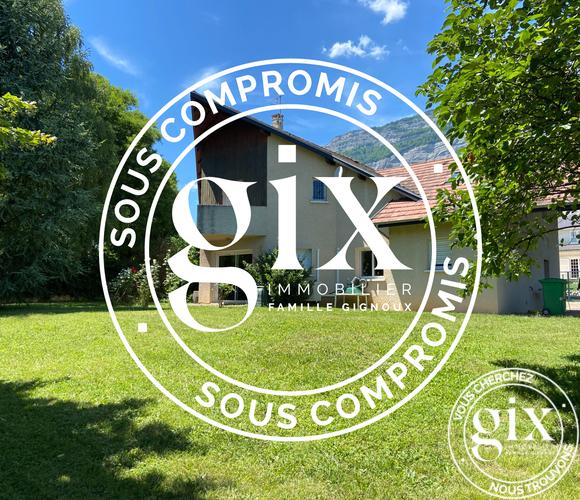 Vente Maison 7 pièces 164m² Montbonnot-Saint-Martin (38330) - photo