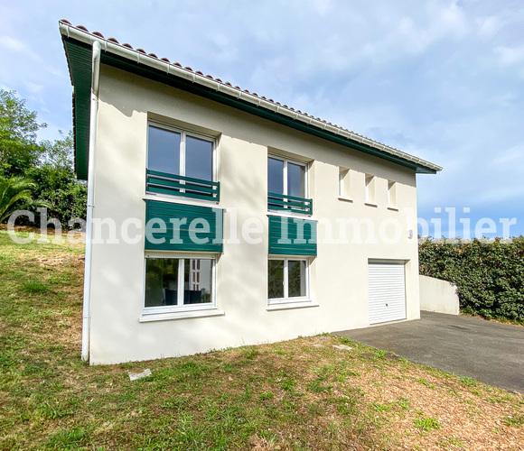 Vente Maison 4 pièces 94m² Saint-Pierre-d'Irube (64990) - photo