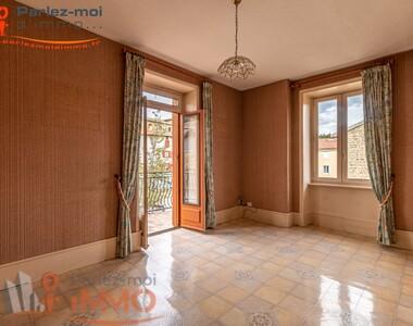 Vente Maison 6 pièces 120m² Amplepuis (69550) - photo