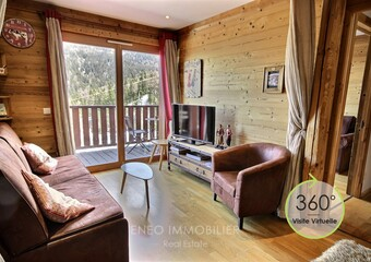 Sale Apartment 2 rooms 29m² LA PLAGNE - Photo 1