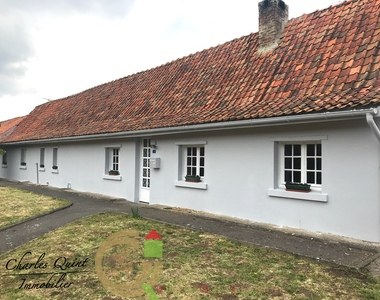 Sale House 6 rooms 157m² Hucqueliers (62650) - photo