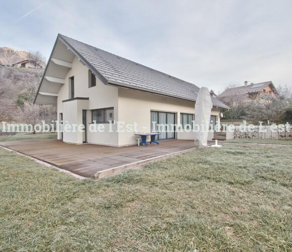 Vente Maison 6 pièces 220m² Gilly-sur-Isère (73200) - photo