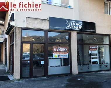Location Local commercial 1 pièce 74m² Claix (38640) - photo