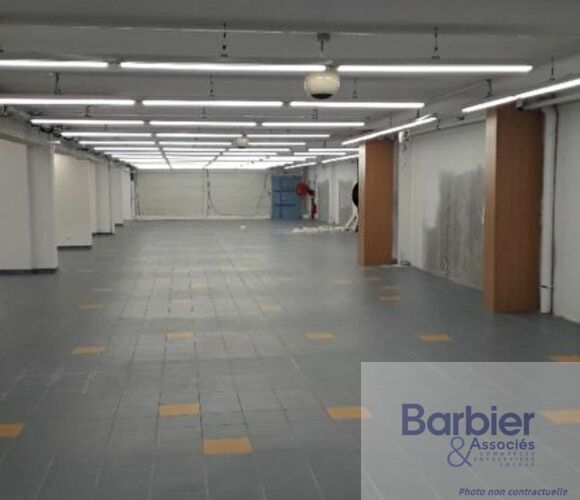 Location Local commercial 422m² Auray (56400) - photo