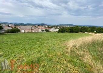 Vente Terrain 817m² Yssingeaux (43200) - Photo 1