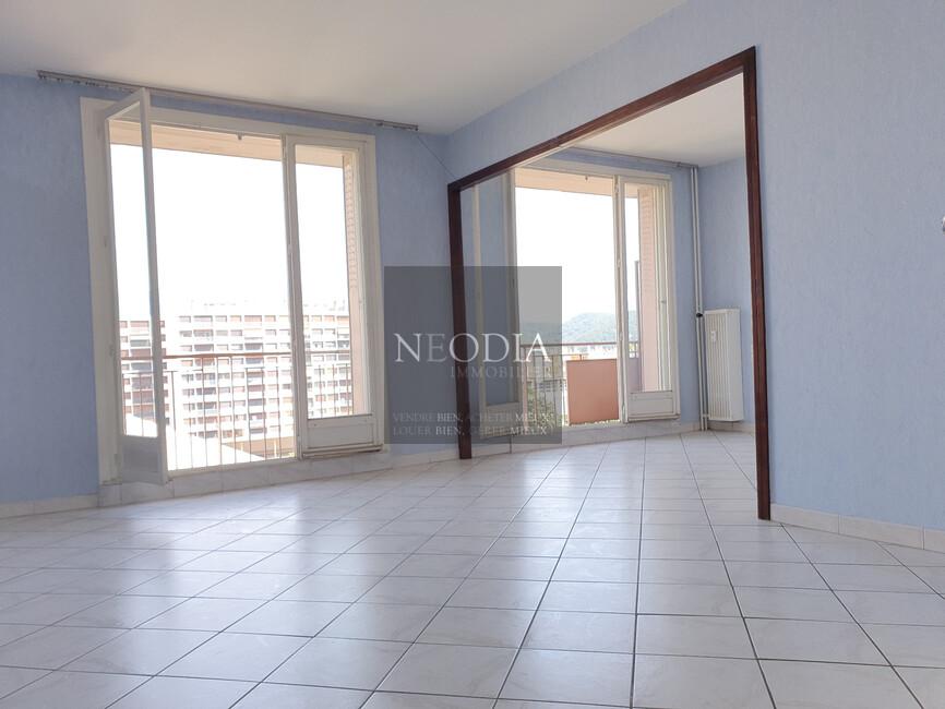 Vente Appartement 4 pièces 67m² Échirolles (38130) - photo
