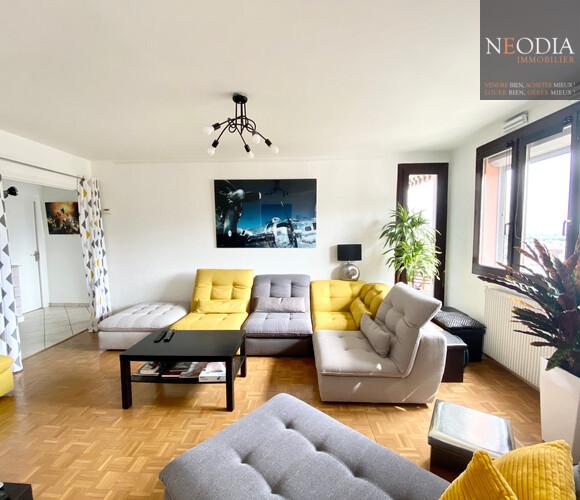 Vente Appartement 5 pièces 98m² Échirolles (38130) - photo