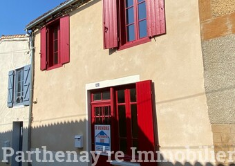 Vente Maison 3 pièces 64m² Parthenay (79200) - Photo 1
