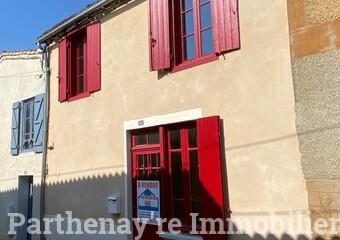 Vente Maison 3 pièces 64m² Parthenay (79200) - Photo 1