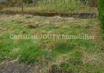 Vente Terrain 950m² La Combe-de-Lancey (38190) - Photo 1