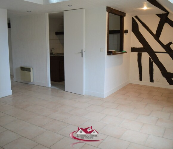 Vente Appartement 2 pièces 37m² Houdan (78550) - photo