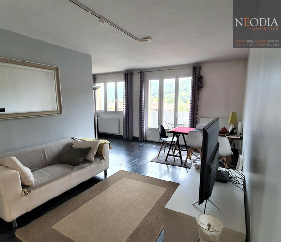 Vente Appartement 75m² Échirolles (38130) - photo