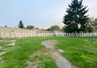 Vente Terrain 372m² Saint-Mard (77230) - Photo 1