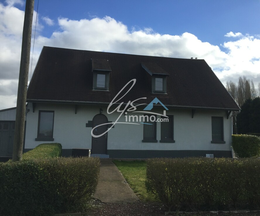 Location Maison 93m² La Gorgue (59253) - photo