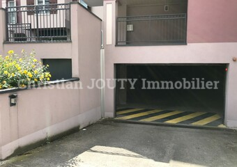 Location Garage 28m² Gières (38610) - Photo 1