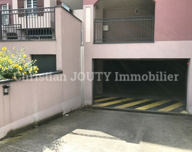 Location Garage 28m² Gières (38610) - photo