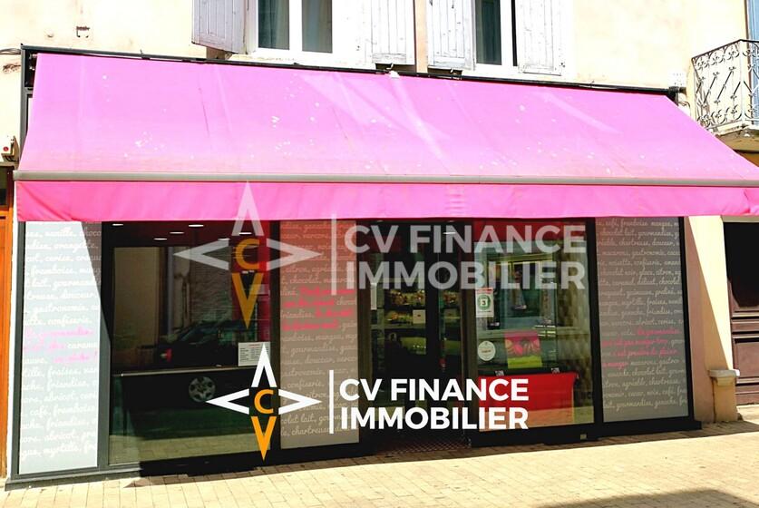 Vente Local commercial 3 pièces 90m² Voiron (38500) - photo