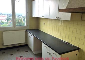 Location Appartement 4 pièces 71m² Romans-sur-Isère (26100)