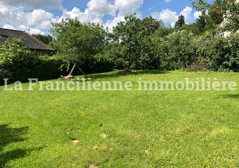 Vente Terrain 402m² Saint-Mard (77230) - photo