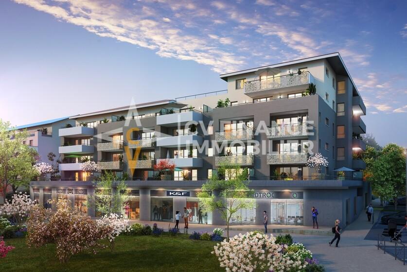Vente Appartement 2 pièces 47m² Moirans (38430) - photo