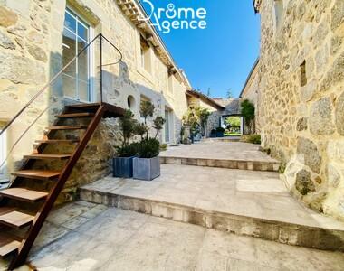 Vente Maison 7 pièces 317m² Saint-Romain-de-Lerps (07130) - photo