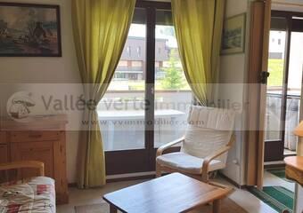 Vente Appartement 3 pièces 32m² Bellevaux (74470) - photo