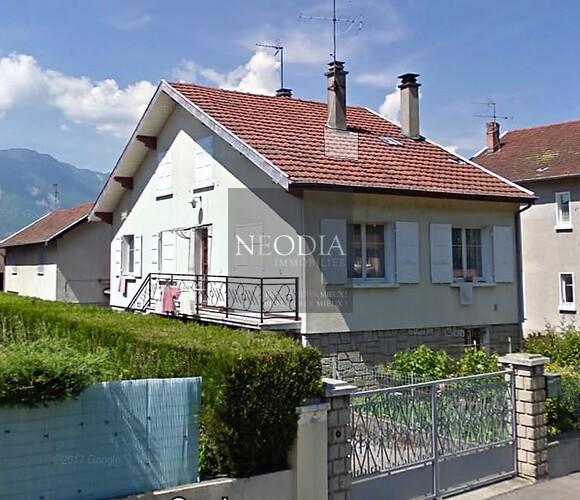 Vente Maison Domène (38420) - photo