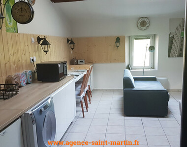 Location Appartement 1 pièce 24m² La Coucourde (26740) - photo