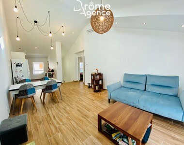 Vente Maison 6 pièces 85m² Montélier (26120) - photo