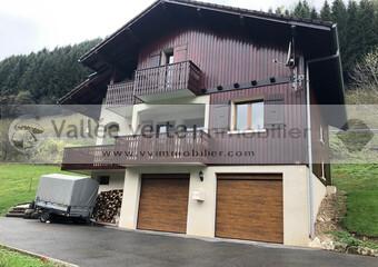 Vente Maison 6 pièces 123m² Bellevaux (74470) - Photo 1