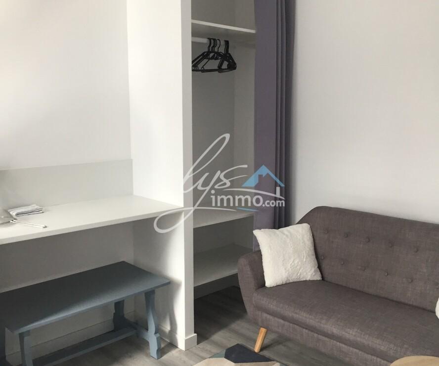Location Appartement 1 pièce 17m² Haubourdin (59320) - photo