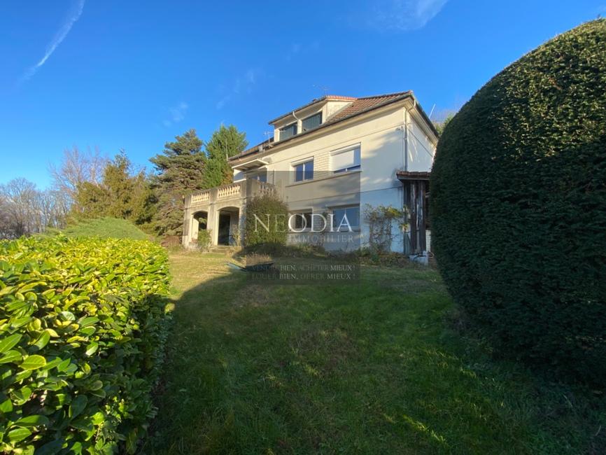 Vente Maison 7 pièces 185m² Venon (38610) - photo