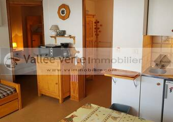 Vente Appartement 2 pièces 27m² Habère-Poche (74420) - photo