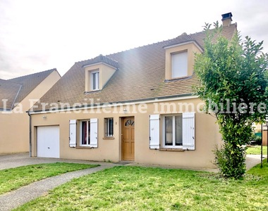Vente Maison 6 pièces 100m² Saint-Pathus (77178) - photo