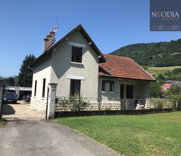 Location Maison 6 pièces 127m² La Rochette (73110) - photo