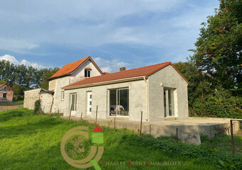 Sale House 5 rooms 82m² Campagne-lès-Hesdin (62870) - Photo 1