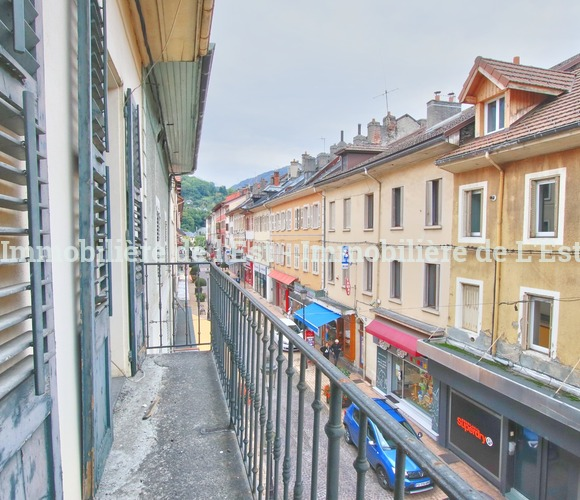 Vente Appartement 1 pièce 16m² Albertville (73200) - photo