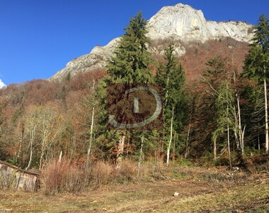 Vente Terrain 920m² Vailly (74470) - photo