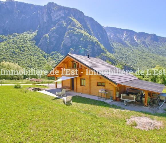 Vente Maison 4 pièces 74m² Pontamafrey-Montpascal (73300) - photo