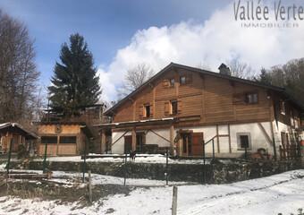Vente Maison 7 pièces 180m² Mieussy (74440) - photo